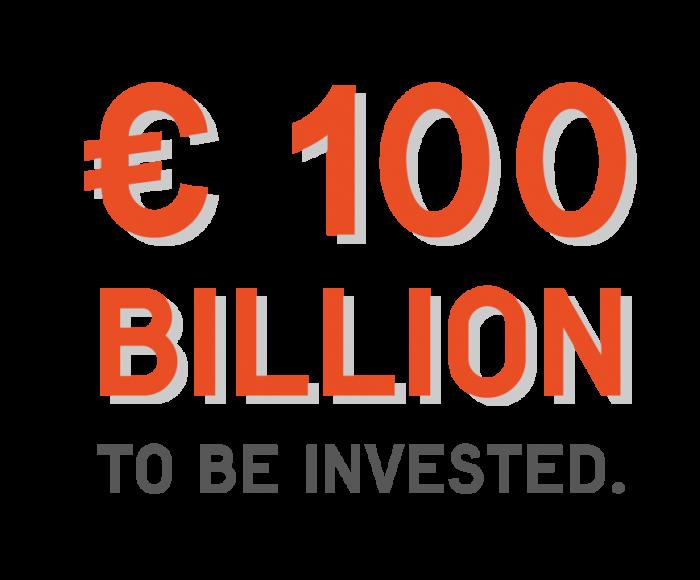 100 billion euro